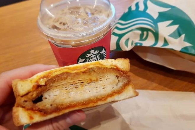 韓國Starbucks