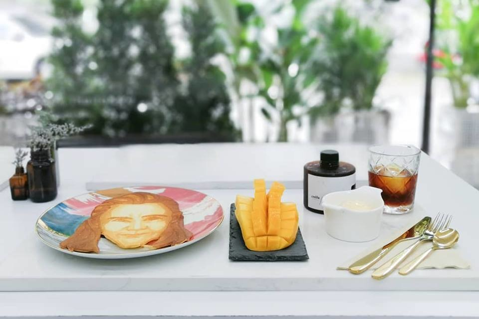 泰國人臉Pancake