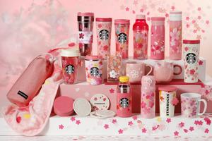 日本Starbucks櫻花杯2019