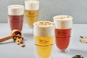 【素食推介】香港首間全素茶飲店!台灣過江龍Nuttea堅果奶茶殺入新蒲崗