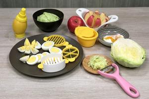 【香港$12店必買廚房工具】實測六款$12廚房小法寶 原個檸檬噴嘴/叮叮溫泉蛋