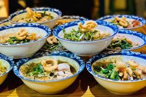 【阿叔泰麵】食客挑戰食足25碗!元朗人氣泰國船麵限時優惠$15碗迷你船麵 第三碗起$10!