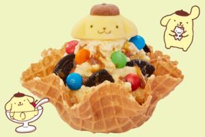 【日本甜品2019】日本雪糕店期間限定新款甜品 焦糖布丁味/朱古力Brownies布甸狗雪糕
