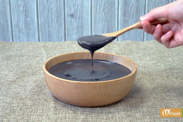 【中式糖水】3步完成經典中式甜品  香噴噴芝麻糊食譜