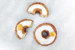 【過江龍甜品店】紐約人氣麵包店Dominique Ansel Bakery宣佈登陸香港 牛角包冬甩/燒棉花糖脆脆雪糕/原條粟米軟雪糕