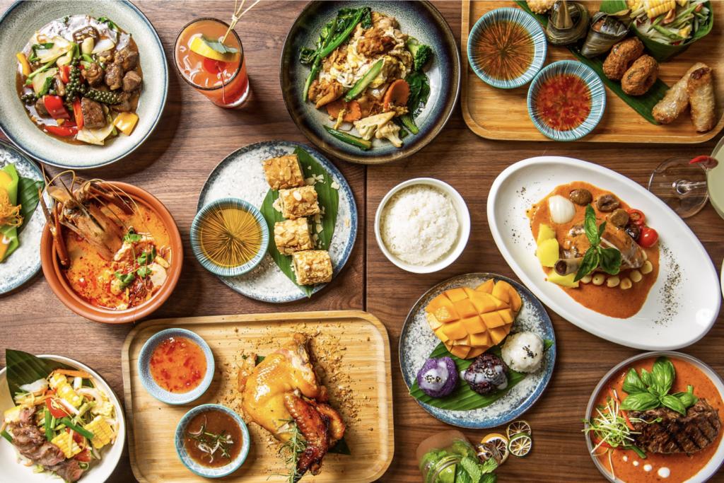 【東涌美食】東涌新開泰式越南餐廳Mint & Basil  戶外花園歎精緻東南亞料理