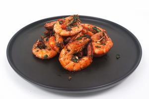 【中式食譜】新手即刻變大廚小菜之選!惹味胡椒蝦簡易食譜