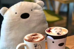 【台北Cafe2019】台北西門北極熊主題Cafe新開張 每個角落都有可愛北極熊蹤影!
