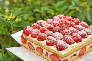 【台灣甜品2019】台灣當地人推介人氣甜品 超澎湃份量朱古力士多啤梨蛋糕