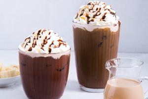 【素食推介】Pacific Coffee推出素食香蕉朱古力/咖啡 自由選配燕麥奶/核桃奶