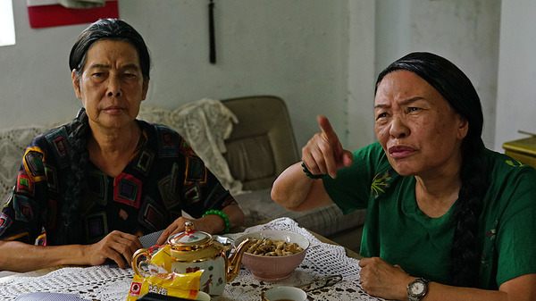 83歲余慕蓮一生不嫁因童年... 熱心慈善不惜捐身家助人