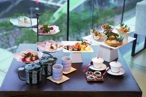 【下午茶2019】閨蜜放假好去處! 5大主題下午茶推介 正宗英式/和風櫻花/鳳梨主題下午茶