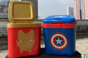 【復仇者聯盟4 終局之戰/Avengers Endgame】泰國便利店新出Marvel復仇者聯盟精品 有齊美國隊長/Iron Man/變形俠醫/Thanos角色!