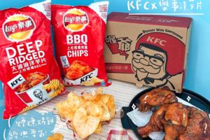 【台灣7-11必買】台灣便利店大熱零食新登場 Lay's X 肯德基KFC家鄉雞薯片/繼光香香雞薯片