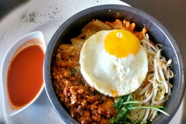 韓式減肥拌飯