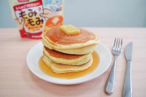 【班戟粉 推介】香港都買到日本森永Pancake懶人包 一袋搞掂連碗都唔駛洗!